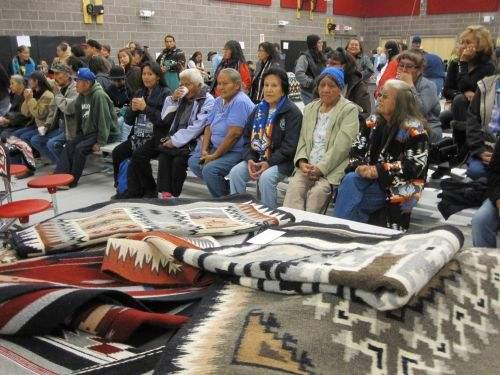 Crownpoint Navajo Rug Auction